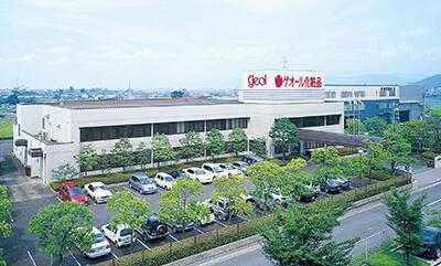 ゲオール化粧品奈良工場