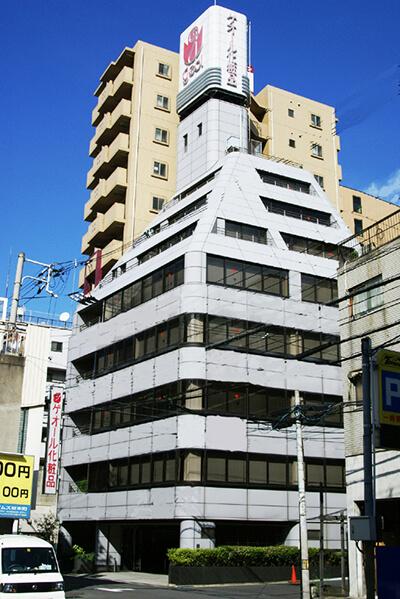 大阪市中央区の「本社新社屋」