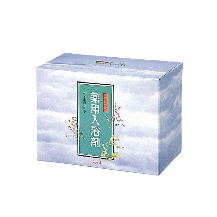 薬用入浴剤 バスホワイト 〈医薬部外品〉